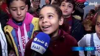 توافد منقطع النظير لاطفال البليدة على حفل عمو يزيد Amou Yazid a Blida Echorouk News