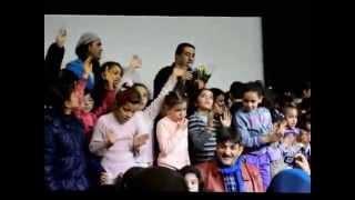Cheb Yazid en Concert pour enfants au cinéma l'ABC le 06 jan 2015