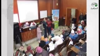 Visite des Enfants Malades dans les Hôpitaux d'Alger sur El Djazairia
