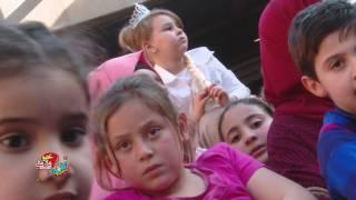 عمو يزيد حفل لاطفال الاحتياجات الخاصة الجزء1 2017 Amou Yazid show pour les handicapés 2017.partie