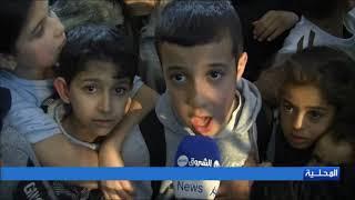 تقرير الشروق نيوز عن حفل #عمو_يزيد للأطفال بمدينة بوقاعة Amou Yazid Show bougaa sur echourouk news