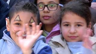 """""""Maa Amou Yazid Show -4- """"مع عمو يزيد"""" حفل بمناسبة اليوم الوطني لذوي الاحتياجات الخاصة"""