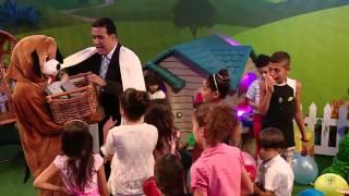 """Maa Amou Yazid"" Special Aid EP -15-  مع عمو يزيد"" الحلقة "" -خاصة بالعيد المبارك"